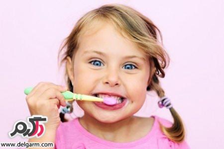 دانستنی های دندان در کودکان