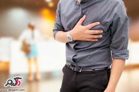 دلایل اصلی ایجاد درد در قفسه سینه