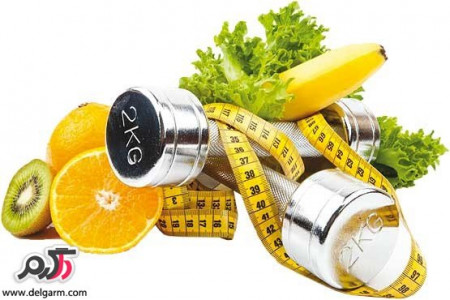 مناسب ترین رژیم برای لاغری با میوه و سبزیجات