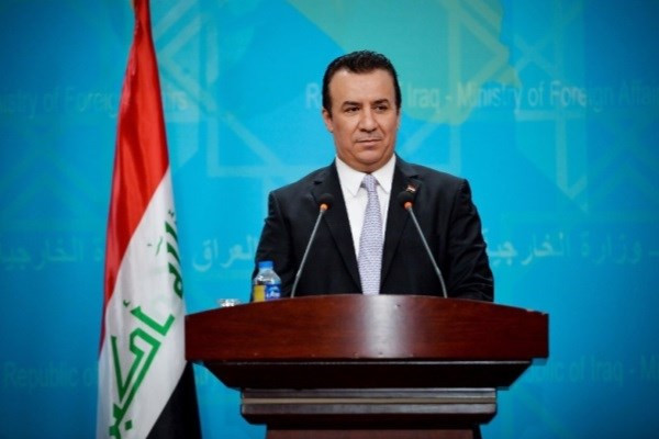 بیانیه وزارت خارجه عراق درباره تحریم های ضد ایرانی ترامپ