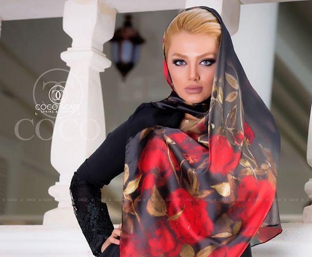 شیک ترین مدل شال و روسری زنانه و دخترانه جدید 97