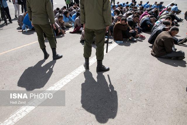 عملیات پلیس برای برخورد با ۱۳۸ سارق حرفهای تهران