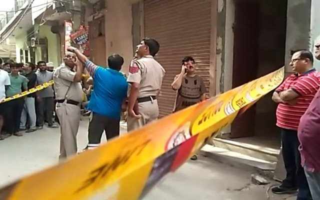 کشف ۱۱ جسد حلق آویز در هند