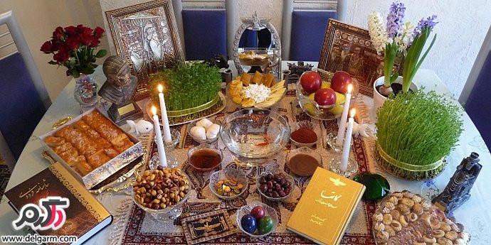 رسم و آیین ویژه نوروز و جشن هفت میوه در افغانستان