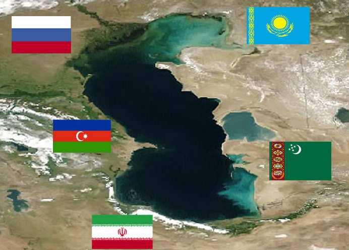 چرا سهم ۵۰ درصدی ایران از دریای خزر به ۱۷ درصد رسید؟؟