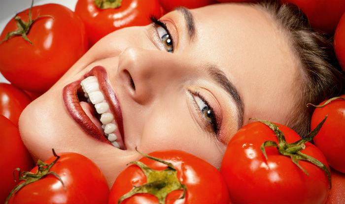 تاثیر باورنکردنی گوجه فرنگی در حفظ زیبایی و حذف آکنه و جوش