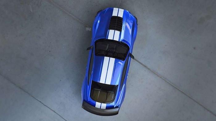 تصویری جدید از Shelby GT500 2020