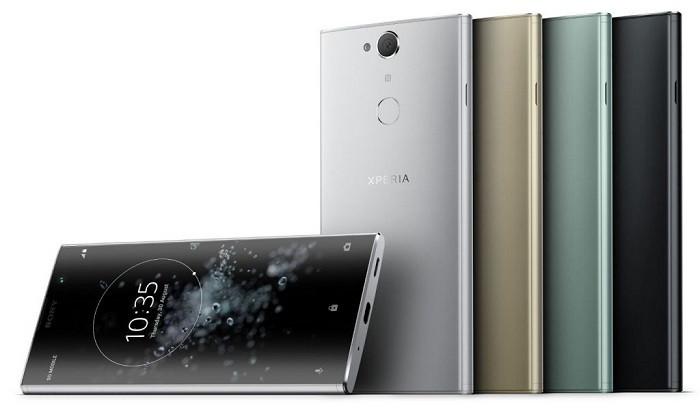 سونی و معرفی گوشی هوشمند XA2 پلاس