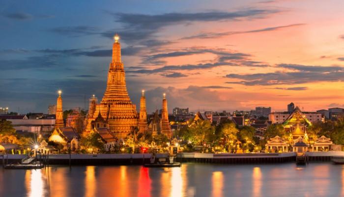 معرفی زیباترین معابد تایلند (بانکوک) + تصاویر
