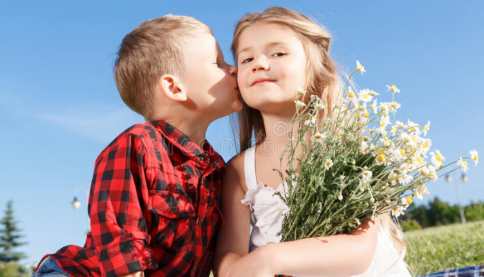 تحول موضوعات جنسی در کودکان (3 تا 6 سالگی)