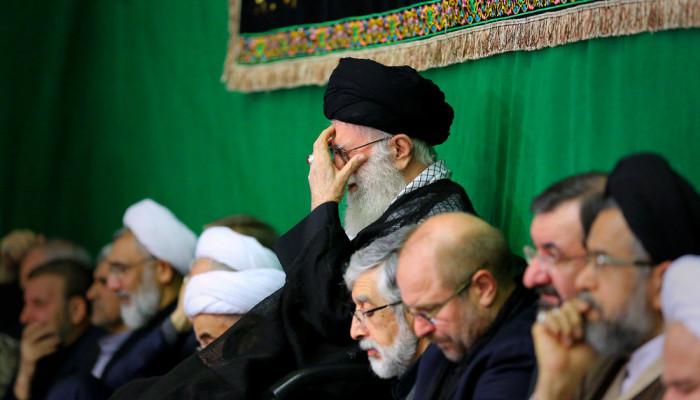 تصاویر دومین شب عزاداری ایام محرم ۱۴۳۸ در حسینیه امام خمینی