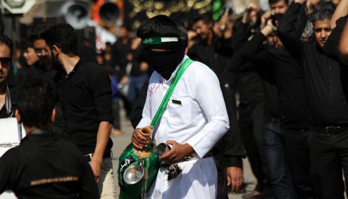 تصاویر عزاداری تاسوعای حسینی در سیرجان