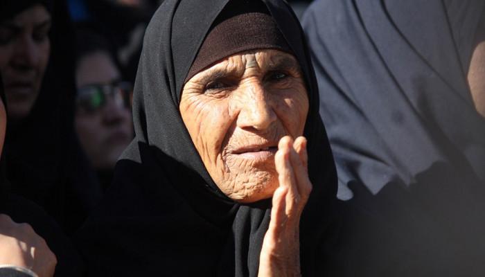 تصاویر مراسم سنتی تعزیه خوانی ظهر عاشورا در قتلگاه بیرجند