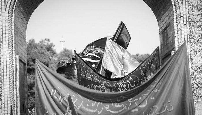 تصاویر مراسم عزاداری روز عاشورا در گرگان