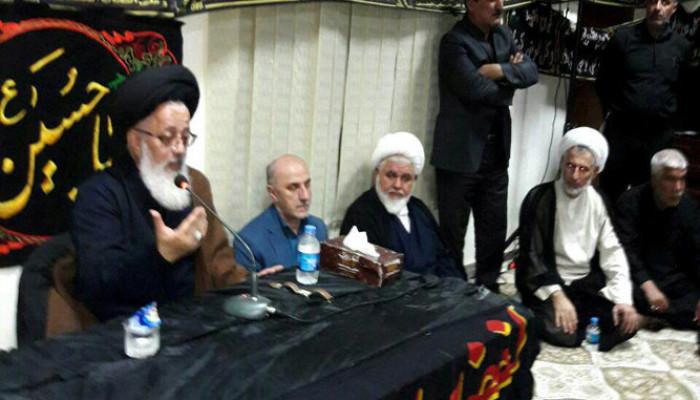 تصاویر برگزاری مراسم تاسوعا و عاشورا در شهرهای اقلیم کردستان عراق