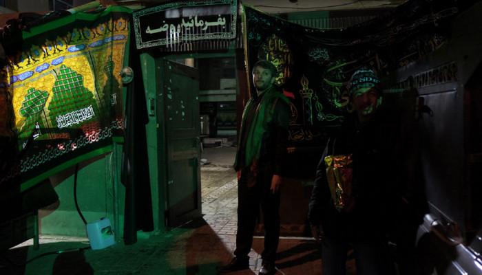 تصاویر مراسم تعزیه خوانی شام غریبان در مشهد