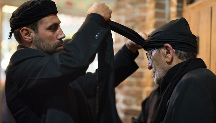 تصاویر عزاداری روز سوم شهادت امام حسین(ع) در بازارِ تبریز