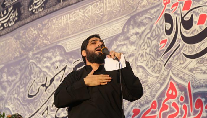 تصاویر اجتماع عزاداران حسینی در قم