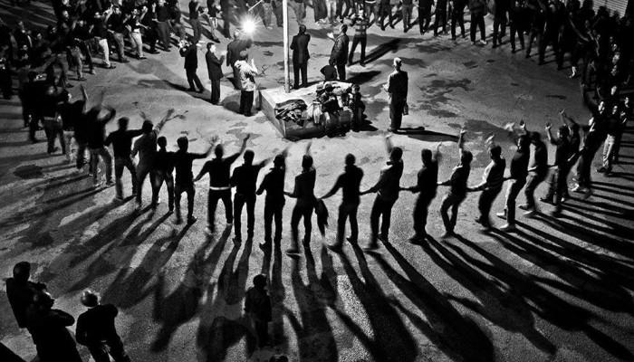 تصاویر عزاداری ایام محرم در شاهرود