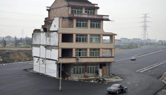 تصاویر صاحب خانه های لج باز چینی