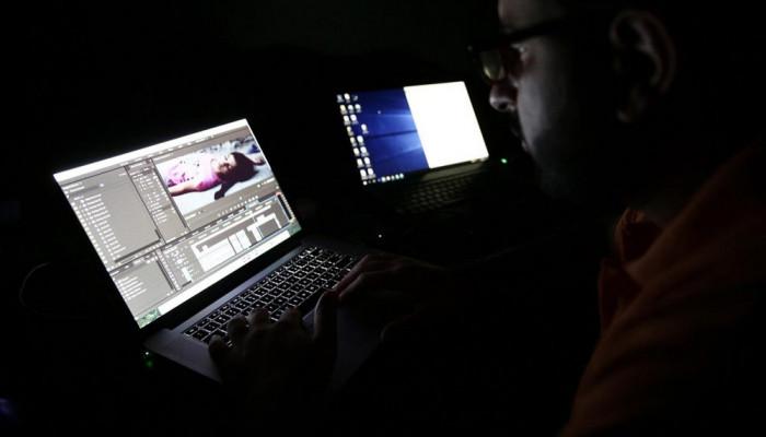 تصاویر ساخت فیلم در دمشق