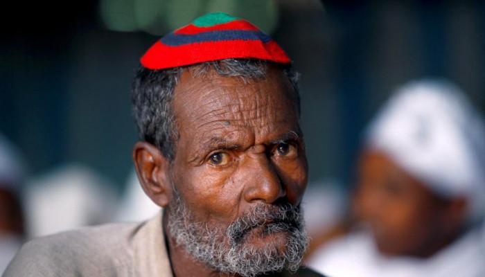 تصاویر یهودیان اتیوپی