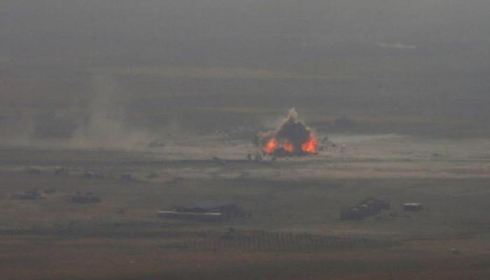 تصاویر عملیات آزادسازی موصل