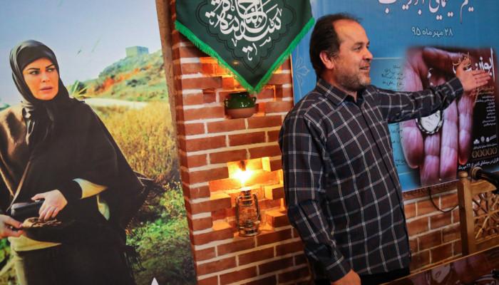 تصاویر نشست خبری فیلم ابو زینب