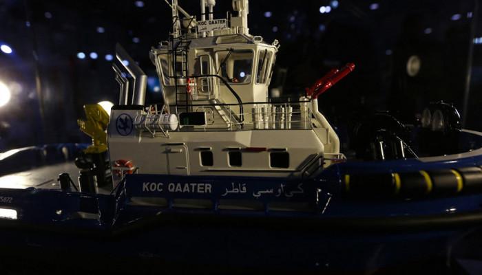 تصاویر مراسم افتتاح هجدهمین نمایشگاه صنایع دریایی و دریانوردی