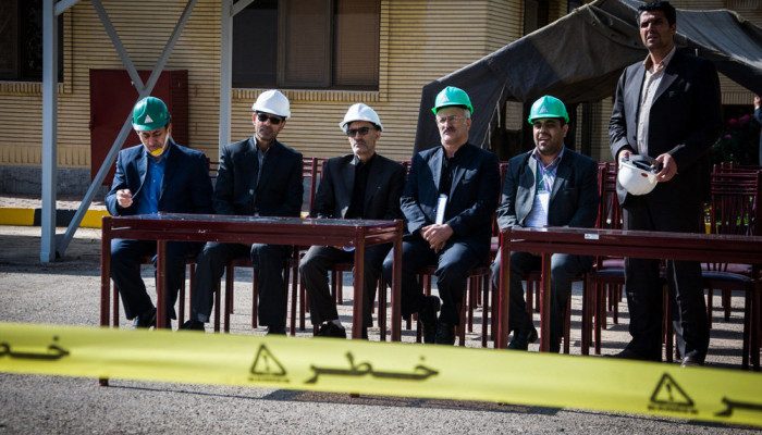 تصاویر مانور مشترک ایمنی فرآوردههای نفتی در شاهرود