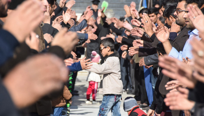 تصاویر مراسم عزاداری اربعین حسینی در شهرضا اصفهان