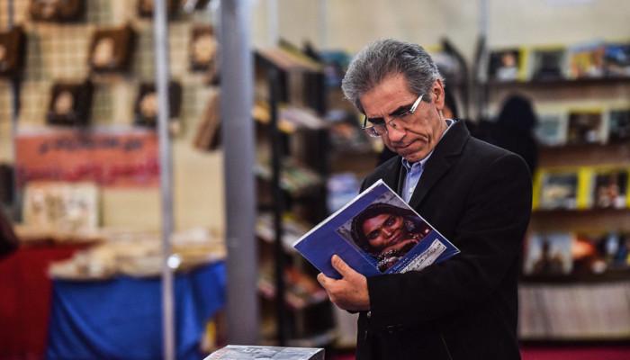 تصاویر آغاز به کار پانزدهمین نمایشگاه کتاب استان فارس