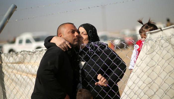 تصاویر عراقی های آزاد شده از دست داعش