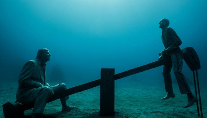 تصاویر اولین موزه زیر آب اروپا
