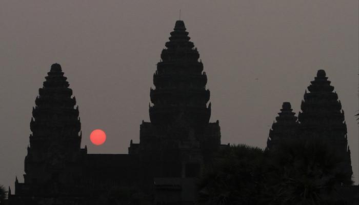 تصاویر معابد اسرار آمیز کامبوج