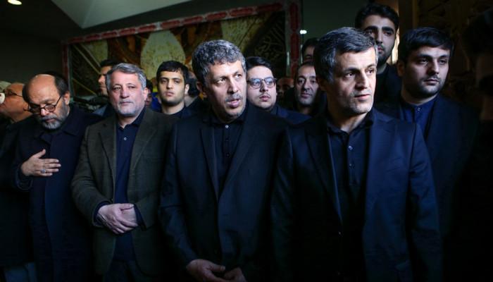 تصاویر مجلس گرامیداشت مرحوم آیت الله هاشمی رفسنجانی