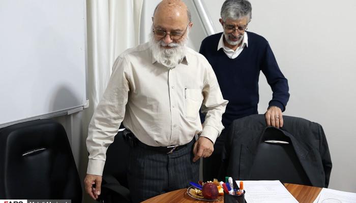 تصاویر سومین جلسه شورای مرکزی جبهه مردمی نیروهای انقلاب