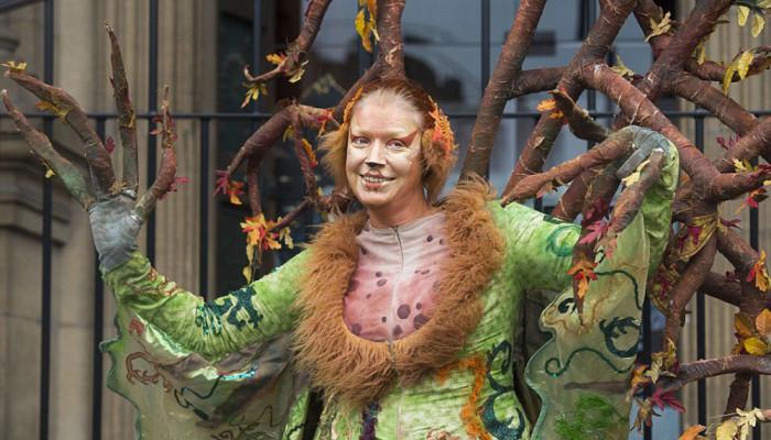 تصاویر جشنواره سنت پاتریک در ایرلند