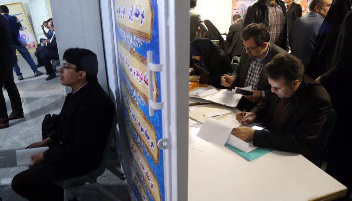 تصاویر ثبت نام از داوطلبان انتخابات شوراها