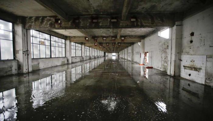 تصاویر کارخانه های متروکه در میلان ایتالیا
