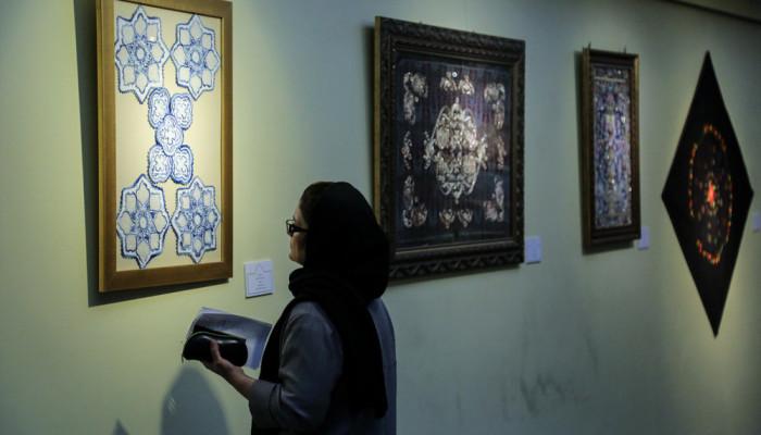 تصاویر نخستین جشنواره تخصصی و ملی دوختهای سنتی