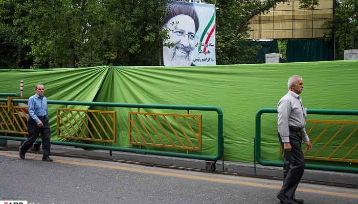 تصاویر نماز جمعه تهران  -  بیست و دوم اردیبهشت 96