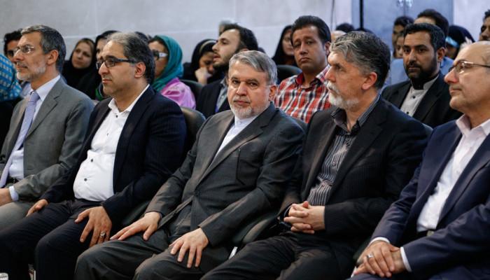 تصاویر اختتامیه سیاُمین نمایشگاه بینالمللی کتاب تهران