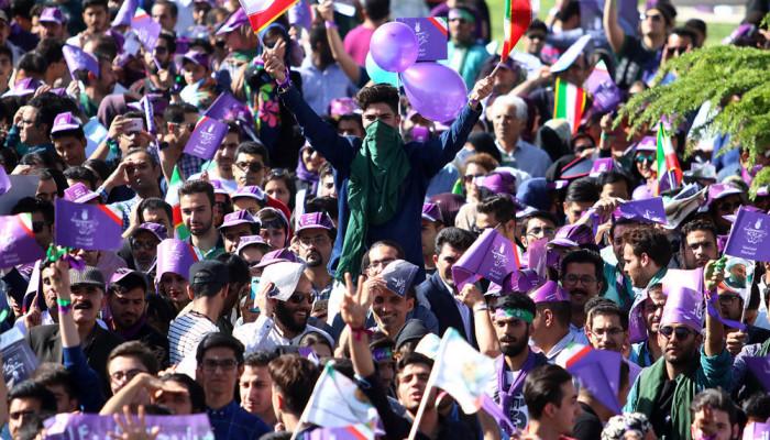تصاویر سفر حسن روحانی به استان اصفهان