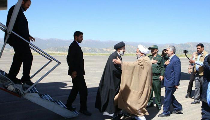 تصاویر سفر حجتالاسلام سید ابراهیم رئیسی به یاسوج