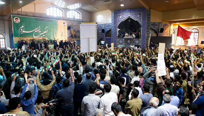 تصاویر سفر حجتالاسلام رئیسی به ساری