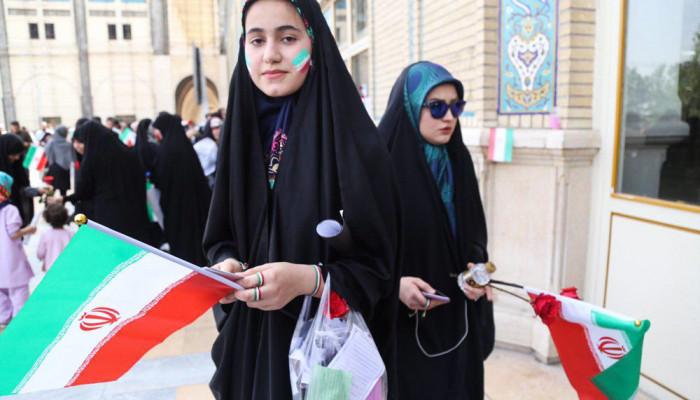 تصاویر گردهمایی حامیان حجت الاسلام سیدابراهیم رییسی