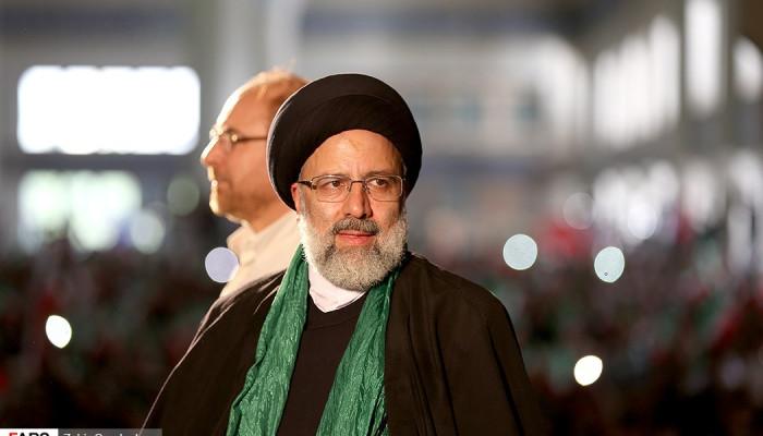 تصاویر همایش هواداران سید ابراهیم رئیسی در مصلی امام خمینی(ره)-4