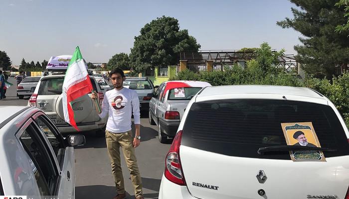 تصاویر همایش حامیان سید ابراهیم رئیسی در مشهد - 1