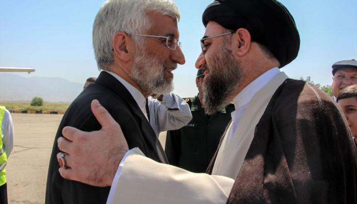 تصاویر سفر سعید جلیلی دبیر سابق شورای عالی امنیت ملی به لارستان